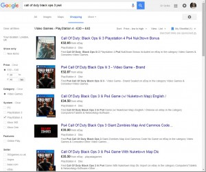 You can get the latests COD for cheap if you put Google Shopping to good use